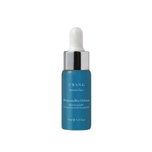 Brightening blue oil serum-olio viso
