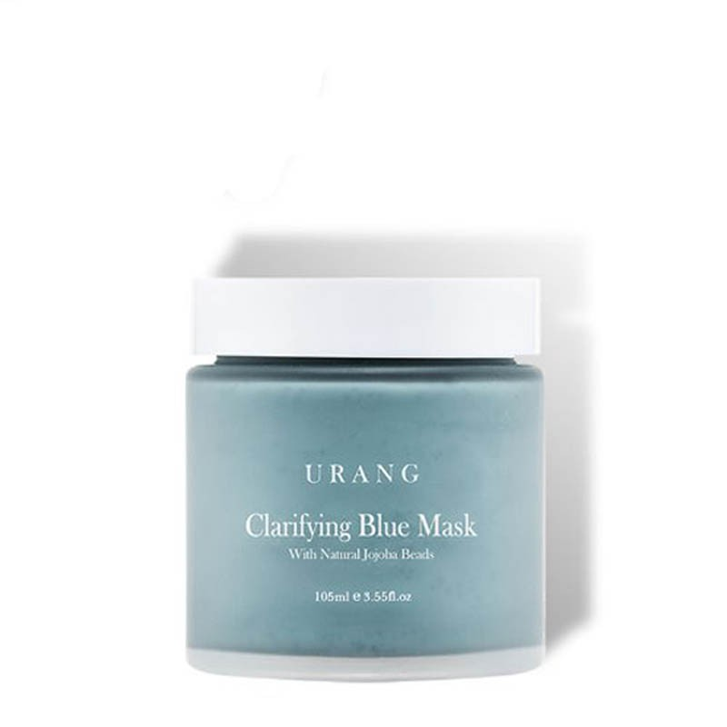 Clarifying blue mask-maschera purificante
